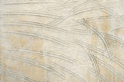 Muro di cemento di colore naturale Fotografie Stock