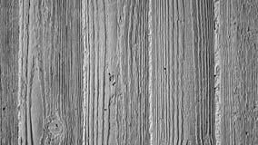 Muro di cemento grigio con la goffratura in rilievo di legno Immagini Stock