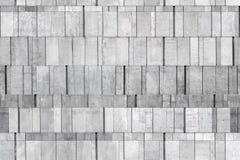 Muro di cemento grigio, struttura senza cuciture della foto del fondo Immagini Stock Libere da Diritti