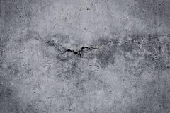 Muro di cemento Grungy Immagine Stock