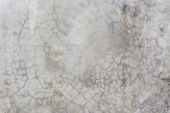 Muro di cemento lucidato grigio Fotografia Stock