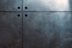Muro di cemento nudo Grungy Fotografie Stock