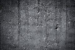 Muro di cemento nudo Grungy e liscio Fotografie Stock Libere da Diritti