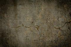 Muro di cemento nudo Grungy e liscio per fondo Immagine Stock Libera da Diritti