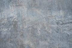 Muro di cemento, parete grigia di vecchio del cemento colore di struttura per fondo fotografia stock