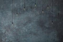 Muro di cemento strutturato grigio ruvido di alta risoluzione di lerciume, fondo Immagini Stock