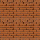Muro di mattoni illustrazione vettoriale