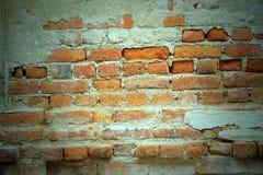 Muro di mattoni Fotografia Stock Libera da Diritti
