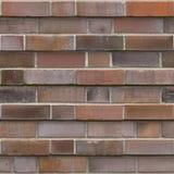 Muro di mattoni 37, senza giunte Fotografie Stock