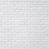 Muro di mattoni bianco Immagine Stock