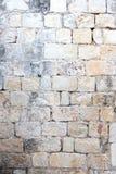 muro di mattoni del antiq Immagine Stock Libera da Diritti
