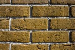 Muro di mattoni del fondo Immagini Stock Libere da Diritti