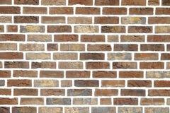Muro di mattoni del fondo Immagini Stock