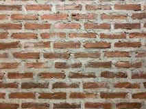 Muro di mattoni dell'ufficio moderno di stile Immagini Stock Libere da Diritti