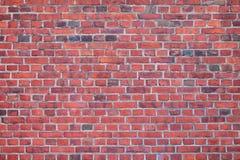 Muro di mattoni della pietra rossa, mattone, fondo del mattone fotografie stock