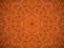 Muro di mattoni della stella Fotografie Stock Libere da Diritti