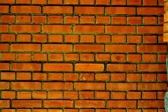 Muro di mattoni della struttura architettonica Immagini Stock