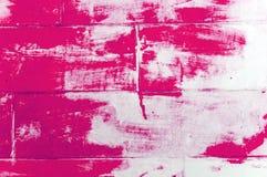 Muro di mattoni di Grunge immagini stock