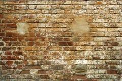 Muro di mattoni di Grunge. fotografia stock