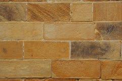 Muro di mattoni di pietra 03 Fotografie Stock Libere da Diritti