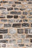 Muro di mattoni di pietra Immagine Stock Libera da Diritti