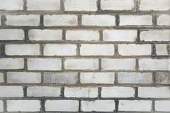 Muro di mattoni di struttura Fotografia Stock