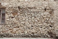 Muro di mattoni di vecchia città Immagine Stock Libera da Diritti