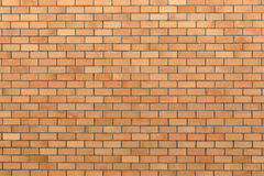Muro di mattoni esteriore Fotografia Stock