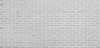 Muro di mattoni, fondo bianco grigio di struttura della parete di mattoni per progettazione grafica royalty illustrazione gratis