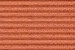 Muro di mattoni - fondo di vettore Fotografia Stock