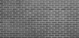Muro di mattoni, fondo grigio di struttura della parete di mattoni per progettazione grafica illustrazione di stock