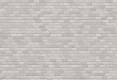 Muro di mattoni grigio illustrazione vettoriale