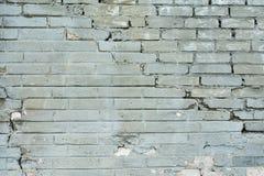 Muro di mattoni grigio per fondo 8 Immagine Stock