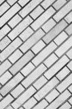 Muro di mattoni grigio per fondo e struttura Immagini Stock