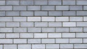 Muro di mattoni grigio urbano Immagini Stock