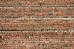 Muro di mattoni Grungy Fotografie Stock