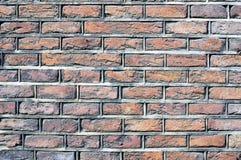 Muro di mattoni olandese Fotografia Stock