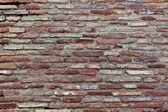 Muro di mattoni romano immagini stock libere da diritti
