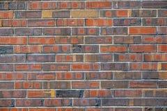 Muro di mattoni rosso fotografia stock libera da diritti