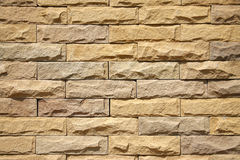 Muro di mattoni ruvido Immagine Stock