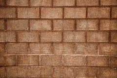 Muro di mattoni strutturato Fotografia Stock