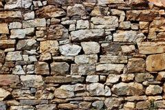 Muro a secco Fotografia Stock Libera da Diritti