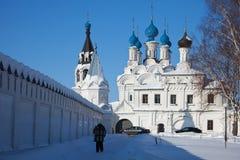 murom χειμώνας ναών της Ρωσίας Στοκ Φωτογραφίες