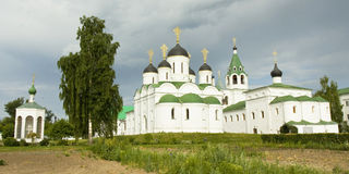 Murom, orthodox monastery Stock Photography