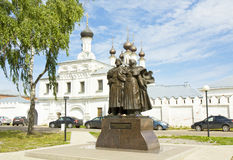Murom, Russia Royalty Free Stock Photo