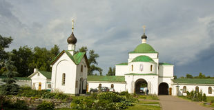 Murom, Transfiguration of Jesus Christ Saviour monastery Stock Photo