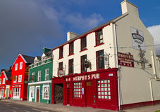 murphy pub s Royaltyfri Bild