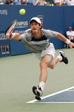 Murray Andy aux USA ouvrent 2008 (34) Photos libres de droits