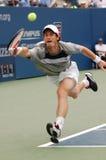 Murray Andy bij de V.S. opent 2008 (34) Royalty-vrije Stock Foto's