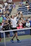 Murray Andy (GBR) US Open (25) Fotografering för Bildbyråer